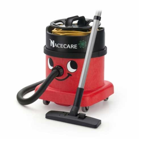 NaceCare PSP380 dry canister vacuum with AH3 air turbo tool kit 4.5 Gallon 0.9 hp 8027121