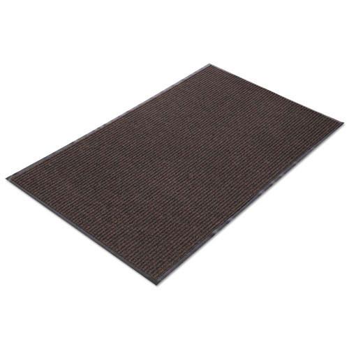 Door mat needle rib indoor wiper scraper mat 3x10 brown replaces cronr310bro Crown cwnnr0310br