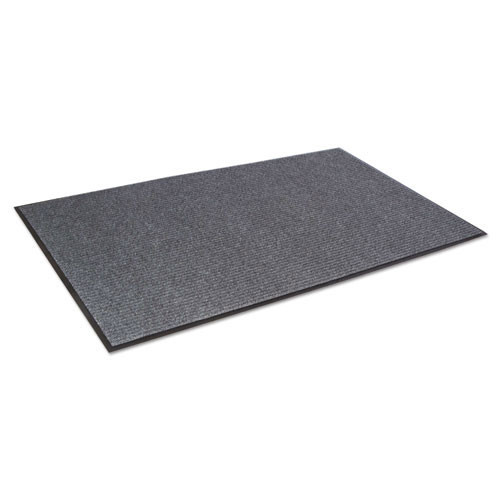 Door mat needle rib indoor wiper scraper mat 3x10 charcoal replaces cronr310cha Crown cwnnr0310gy