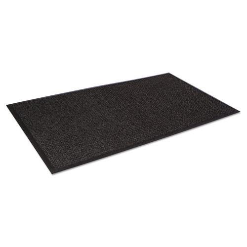 Door mat super soaker indoor wiper scraper mat charcoal 3x10 replaces cross310cha Crown cwnssr310ch