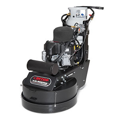 Betco E8839800 LIL Bertha XSM24 24 inch propane stripping machine package