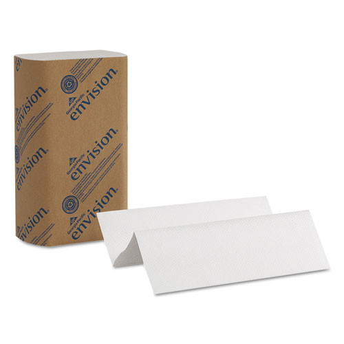 Georgia Pacific GPC24590 multifold paper towels 1 ply 9.2x9.4 white 250 pack 16 packs carton