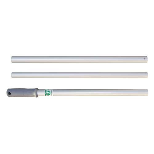 Unger MS14GGW compact aluminum 3 section mop handle 55 inches sold by each GW