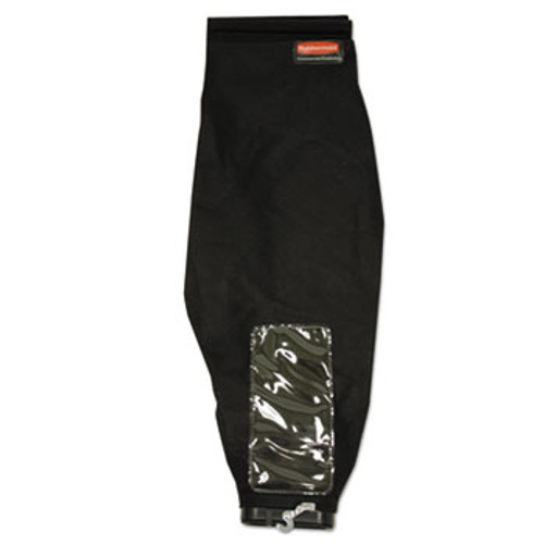 1 Rubbermaid Vacuum Cleaner Cloth Bag For 9vcv12, 9vcv16 Uprights, RCP9vcvba12-D