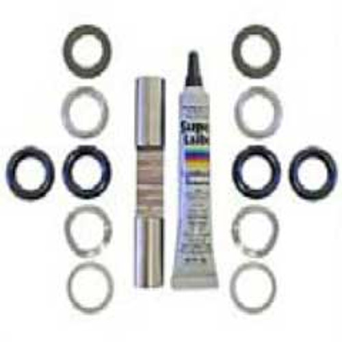 Sandia 800080ra 300 psi rebuild kit a plunger and seals for Sniper 6 or 12 gallon carpet extractor