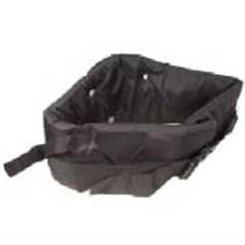 Sandia 100021ba deluxe padded waist belt for Raven backpack vacuum cleaners