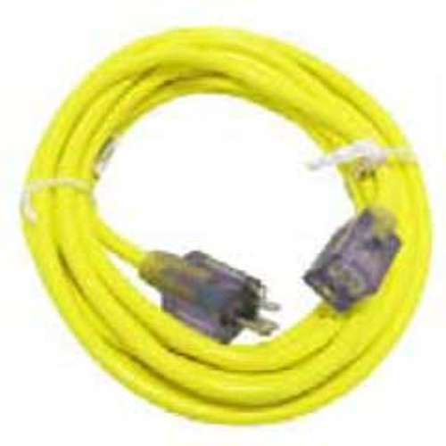Sandia 100860 25 foot extension cord for Sniper 6 or 12 gallon carpet extractor