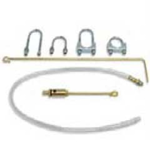 Sandia 100056 parts kit for floor buffer shampoo tank
