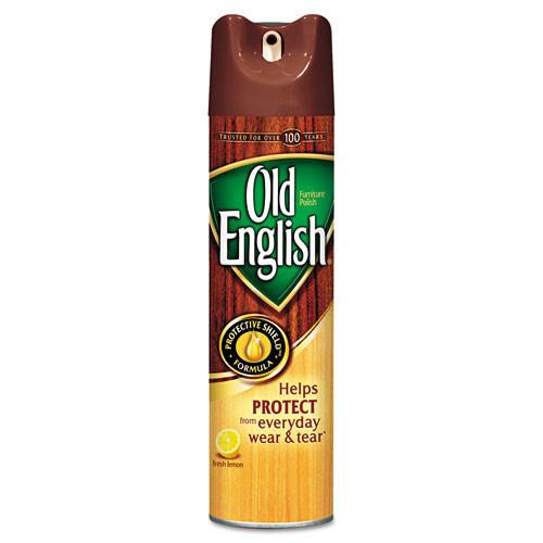 Old english furniture polish aerosol 12.5 oz can case of 12 replaces rec74035 rac74035ct