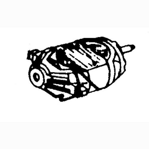Nilfisk 56703743 motor brush v.100 120 60 14 for Clarke Viper Advance machines