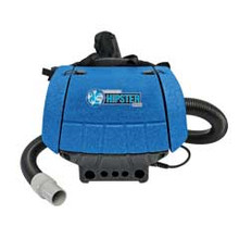 Sandia Super Hipster 302001 backpack vacuum cleaner with too
