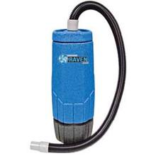 Sandia whisper Raven 703001 6 quart backpack vacuum cleaner