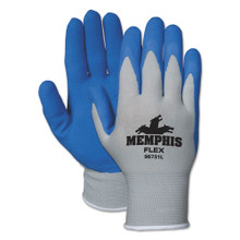 Foam Nylon Gloves Memphis Flex Seamless CRW96731LDZ