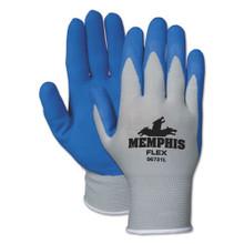 Foam Nylon Gloves Memphis Flex Seamless CRW96731M