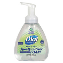 Dial Instant Foam Hand Sanitizer Fragran DIA06040