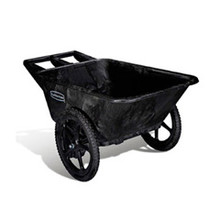 Rubbermaid 5642BLA Big Wheel cart wheel RCP5642BLA