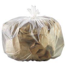33 gallon trash bags case of 250 33x39 high density 16 mic e