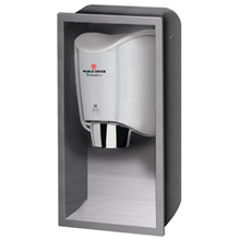 World Dryer KKR973 Smartdri recess kit hand dryers sold