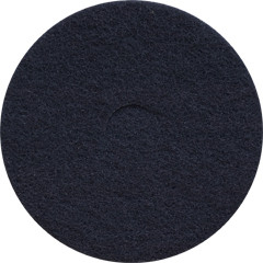 3M 7200 Black Stripper floor pads 20 inch for stripping off