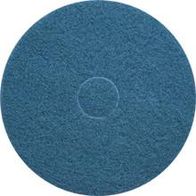 Blue Scrub Floor Pads 17 inch standard s 17BLUE