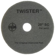 Twister Superclean Floor Pads 19 inch for daily cleaning on