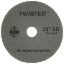 Twister Supergloss Floor Pads 17 inch ul 434917
