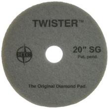 Twister Supergloss Floor Pads 17 inch ultra high speed floor