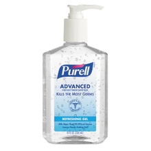 Purell Advanced Hand Sanitizer 8oz Pump GOJ965212CT