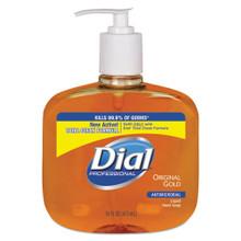 Dial DIA80790CT Antimicrobial Handsoap 16oz Pump
