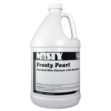 Frosty pearl liquid industrial handsoap with lanolin AMR1038793
