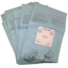5 Bissell 332844PK5 vacuum bags for BGCC28 and BGCC24 pack o