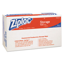 Ziploc Storage Bags 2 Gallon 1.75 Mil ca DVO94603