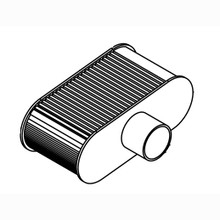 Eagle W999990384 Air Filter Element for Eagle Propane Floor