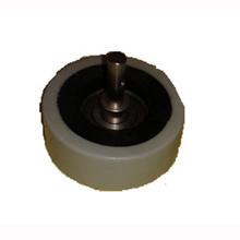 Sandia 600034 rear castor for force 14 vacuum 12724