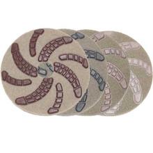 Cheetah Pads 17 inch one pad each Step 1 thru 4 case of 4 re