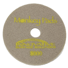 Monkey Diamond Floor Pads 17 inch 8000 g 17MP8000EA