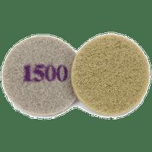 Monkey Diamond Floor Pads 5 inch 1500 grit for polishing sto