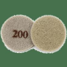 Monkey Diamond Floor Pads 5 inch 200 grit for polishing ston