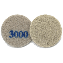 Monkey Diamond Floor Pads 5 inch 3000 grit for polishing sto