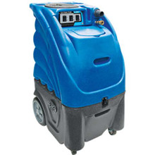Carpet extractor with heater 12 gallon canister 300psi dual