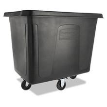 Rubbermaid 4616BLA cube truck 16 cubic RCPFG461600BLA