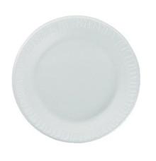 Dart Foam Dinner Plate 10.25 inch Foam U DCC10PWCR