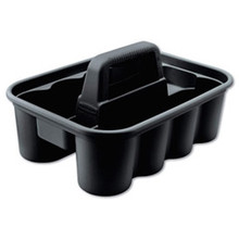 Rubbermaid 315488BLA deluxe carry caddy RCP315488BLA