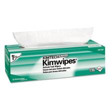 KIMWIPES Delicate Task Wipers, 11 4/5 x 11 4/5, 196/Box, 15 Boxes/Carton