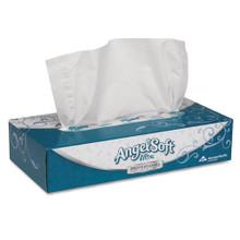 "Ultra Premium Facial Tissue, White, 7 2/5""x 8 4/5"", 125/Box, 30 Boxes/Carton"
