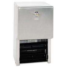 Bobrick BOB2888 standard roll bathroom tissue dispenser stai