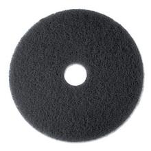 3M 7300 High Productivity Black Strip floor pads 16 inch