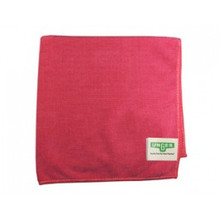 Unger MF40R red microfiber cloths MicroWipe 4000