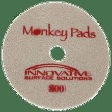Monkey Diamond Floor Pads 17MP800 17 inch 800 grit for polis