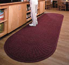 Door Mat Andersen Waterhog Grand Classic two round ends size
